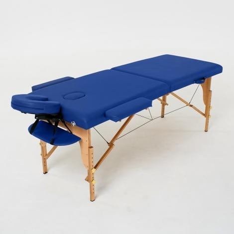 Массажный стол  RelaxLine Lagune (FMA201A-1.2.3) темно-синий