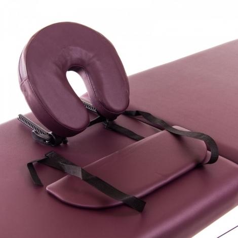 Массажный стол RelaxLine Lagune (FMA201A-1.2.3) сиреневый.