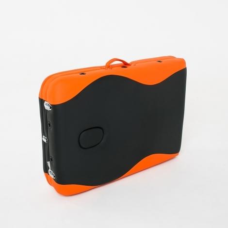 Массажный стол RelaxLine Titan (FMA3051A-1.2.3) Черный/оранжевый