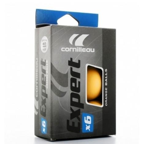 Мячи для тенниса Cornilleau Expert 1X6