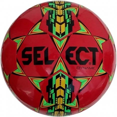 Мяч футбольный Select Dynamic Красный. Размер 4