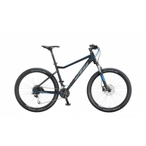 """Велосипед KTM ULTRA FUN 27"""" рама XS черно-серый 2020"""