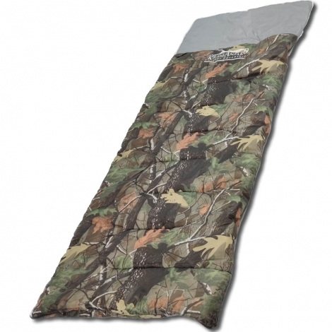 Спальный мешок KILIMANJARO на молнии AS-108