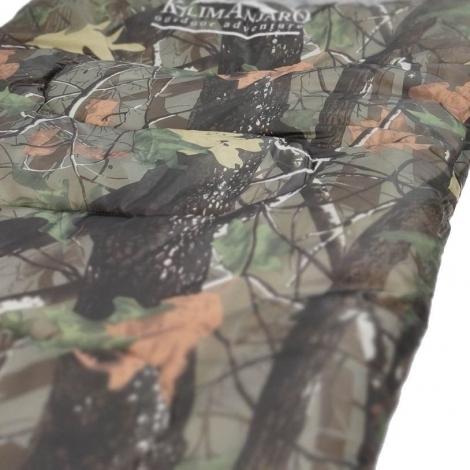 Спальный мешок KILIMANJARO на молнии AS-110