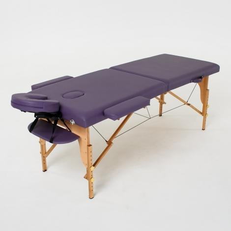 Массажный стол RelaxLine Lagune (FMA201A-1.2.3) фиолетовый.