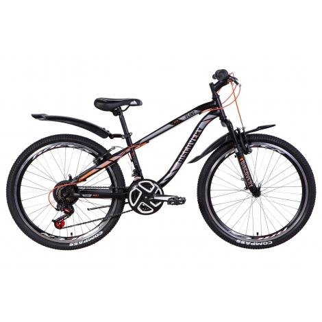 "Велосипед 24"" Discovery FLINT AM Vbr 2021"