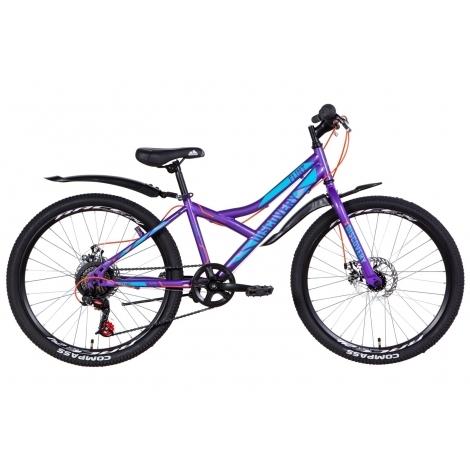 "Велосипед 24"" Discovery FLINT DD 2021"