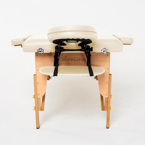 Массажный стол RelaxLine Lagune (FMA201A-1.2.3) бежевый.