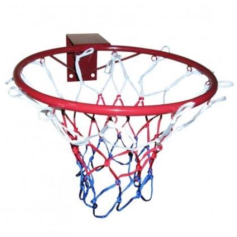 Кольцо баскетбольное Newt 400 мм сетка в комплекте