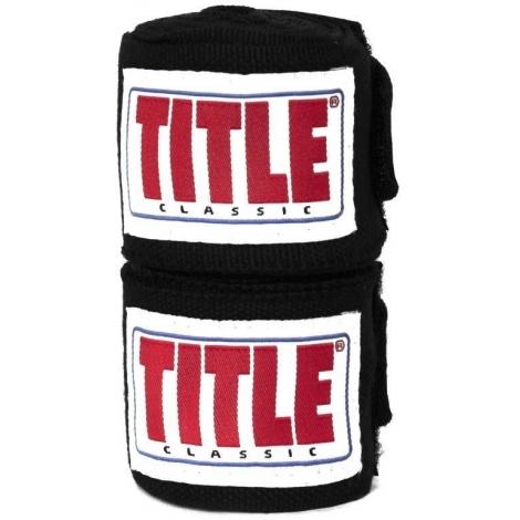 Боксерские бинты TITLE Classic
