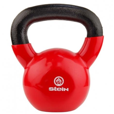 Гиря виниловая Stein 12 кг