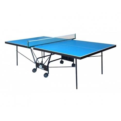 """Стол теннисный GSI-sport """"Compact Outdoor Alu Line"""" Gt-4"""