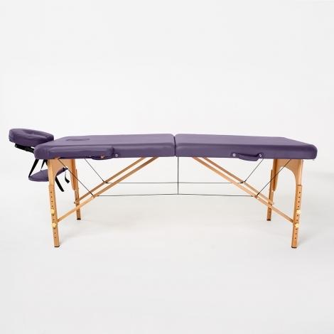 Массажный стол RelaxLine Bali (фиолетовый),(FMA206A-1.2.3)