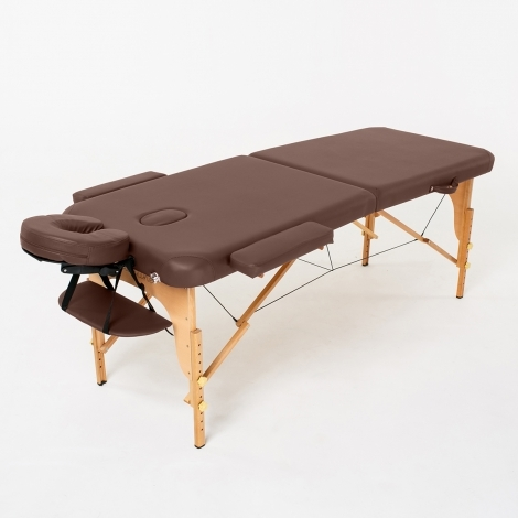 Массажный стол RelaxLine Bali (кофейный),(FMA206A-1.2.3)
