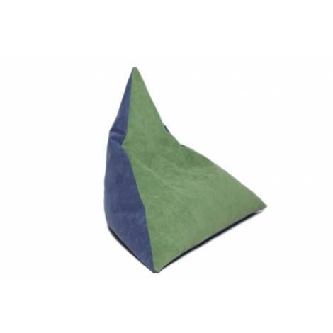 Кресло-мешок KIDIGO Треугольник (оксфорд)