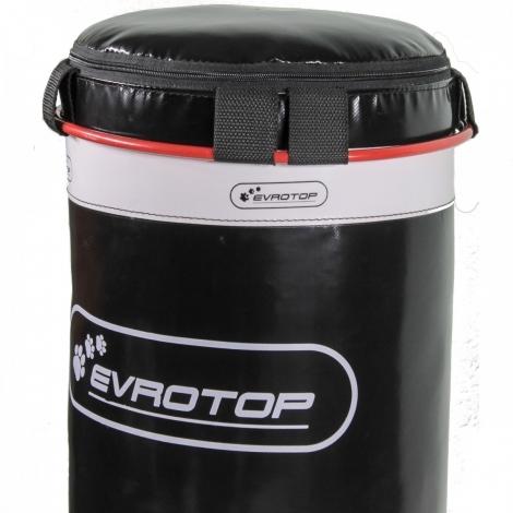 Мешок боксерский EVROTOP Классик,черный, СК-МП-4