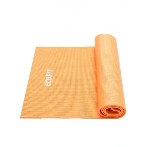 Коврик для фитнеса Ecofit MD9010, 1730*610*6 мм оранжевый