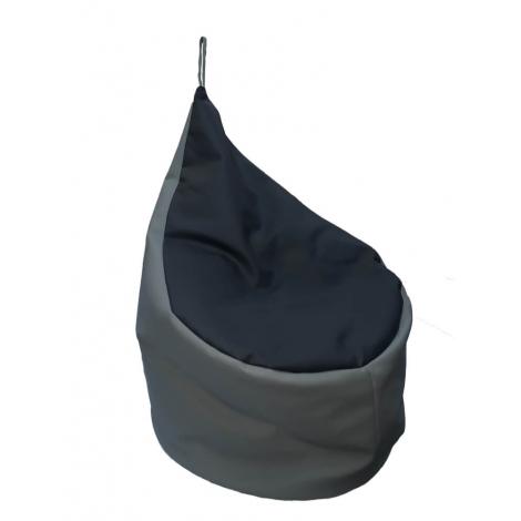 Кресло мешок KIDIGO Капля (кожзам)