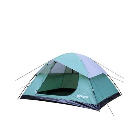 Палатка 4-х местная Solex 82115GN4