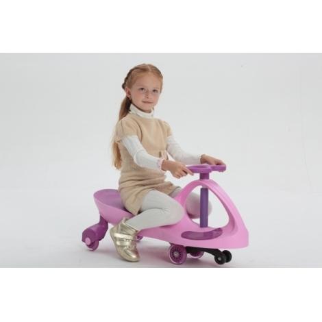 Машинка Smart Car pink+purple