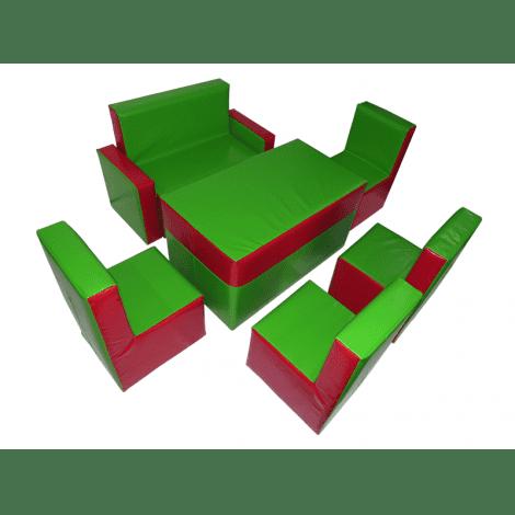 Комплект детской мебели KIDIGO™ «Гостинка Люкс»