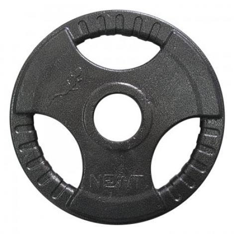 Диск олимпийский с хватами Newt 1,25 кг.