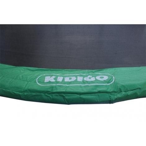 Батут  Kidigo  d 426 см. с сеткой