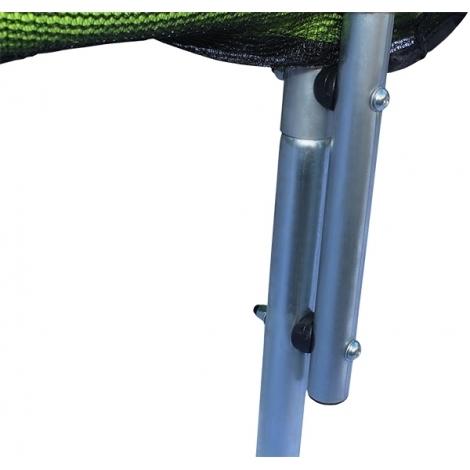 Батут Kidigo  d183 с защитной сеткой.
