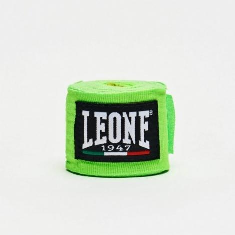 Бинты боксерские Leone Green 3,5 м