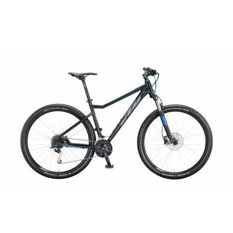 """Велосипед KTM ULTRA FUN 29"""" рама S черно-серый 2020"""