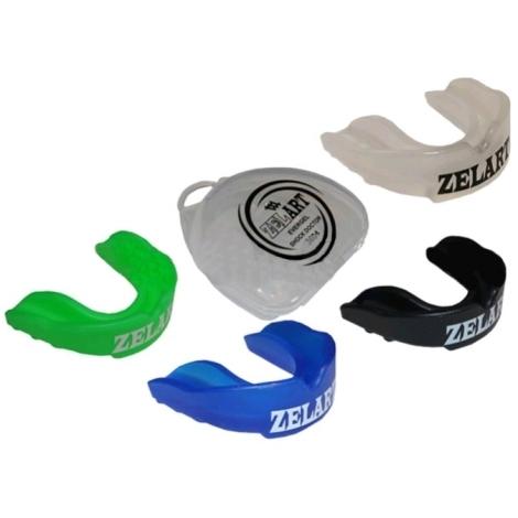 Капа однорядная Zelart в пластиковой упаковке  3604(взросла)