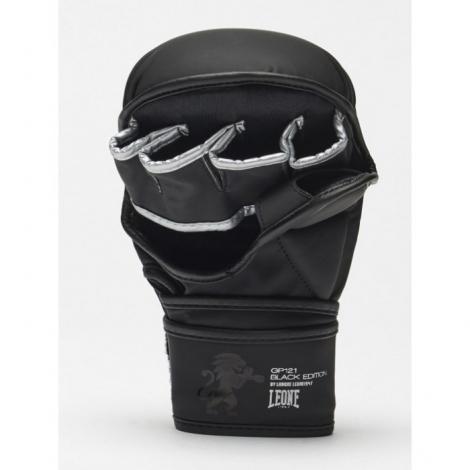 Перчатки MMA Leone Black