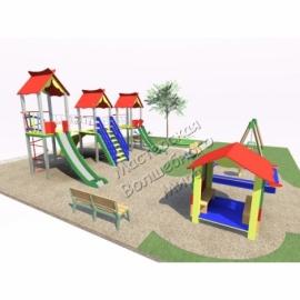Детская площадка №8