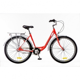 "Велосипед 26"" Optimabikes VISION 14G планет. Al с багажником"