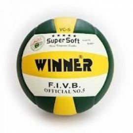 Мяч волейбольный WINNER Super Soft цветной