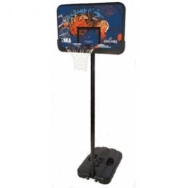Баскетбольная стойка Spalding Sketch Series Composite Rectangle 44
