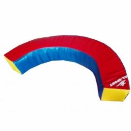 Мягкая игровая Арка-сидушка 80*40*15 см.
