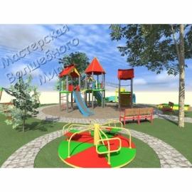 Детская площадка №9