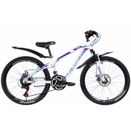 "Велосипед 24"" Discovery FLINT AM DD 2021"