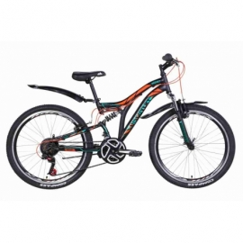 "Велосипед 24"" Discovery ROCKET 2021"