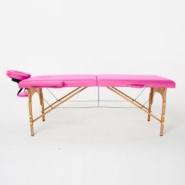 Массажный стол RelaxLine Lagune (FMA201A-1.2.3) розовый.