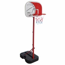 Детская баскетбольная стойка SBA S881G 41x33 см