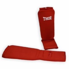 Защита для голени и ног THOR M красная