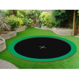 Почвенный батут KIDIGO Circle 4,4х4,4