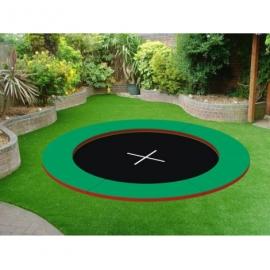 Почвенный батут KIDIGO Circle 2,4х2,4