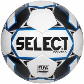 Мяч футбольный Select Contra FIFA (015) бело/синий р.5