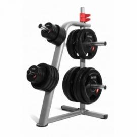 Стойка для олимпийских дисков Fitnessport DR-02