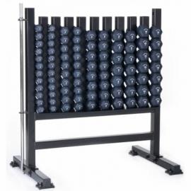 Стойка для аэробных гантель на 80 шт Fitnessport DR-10