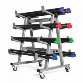 Стойка для гимнастических палок Fitnessport DR-11