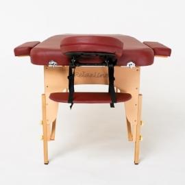 Массажный стол RelaxLine Bali ( бургундия ),(FMA206A-1.2.3)